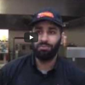 Fast Food Restaurant Testimonial For Locksmith