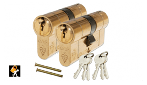 Picture of anti-snap locks