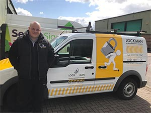 James Local locksmith Birmingham